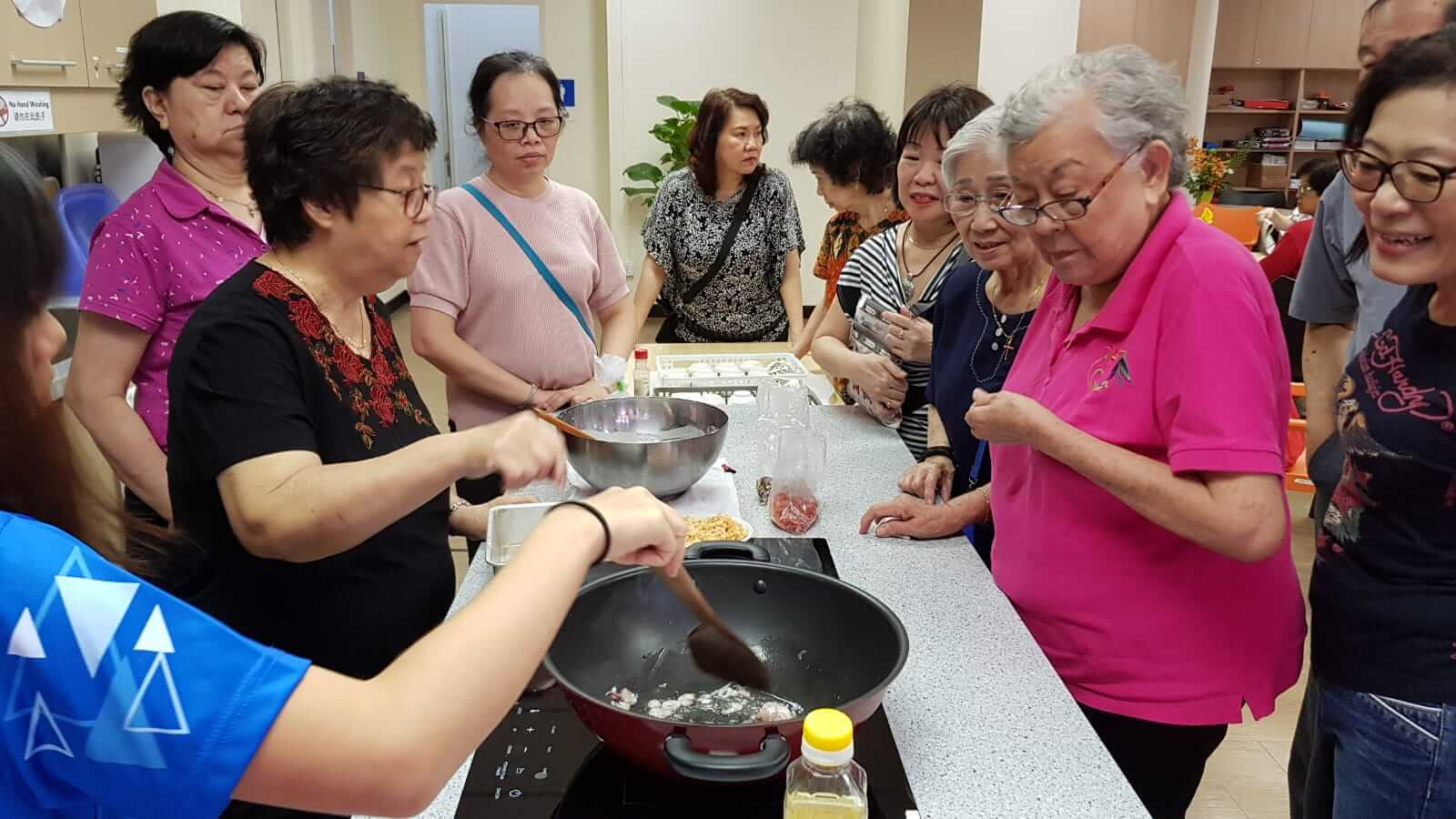 The Giving Methodist Give Time Activities